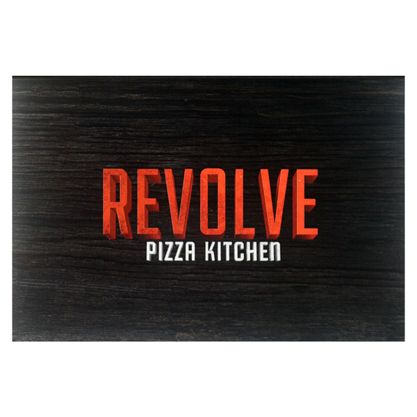 Revolve Pizza Kitchen (Front View)