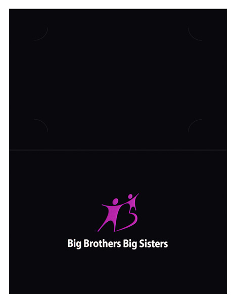Big Brothers Big Sisters (Back Flat View)