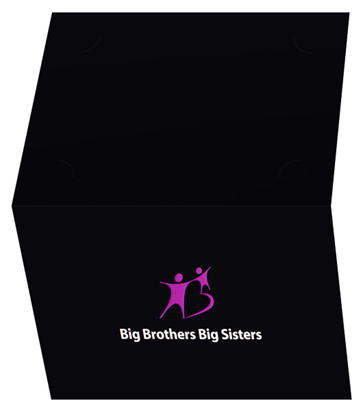 Big Brothers Big Sisters (Back and Front Open View)