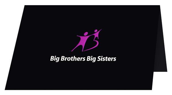 Big Brothers Big Sisters (Front Open View)