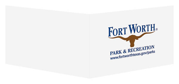 Fort Worth Park & Recreation (Back and Front Open View)