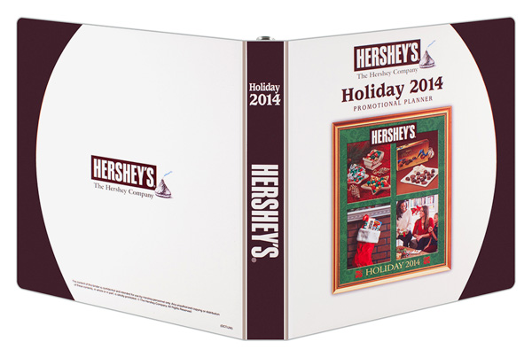 Hershey (Back and Front Open View)
