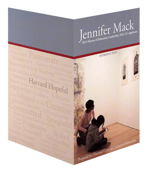 Jennifer Mack (Back and Front Open View)