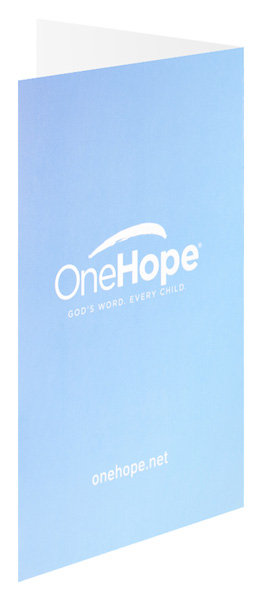 OneHope (Back Open View)