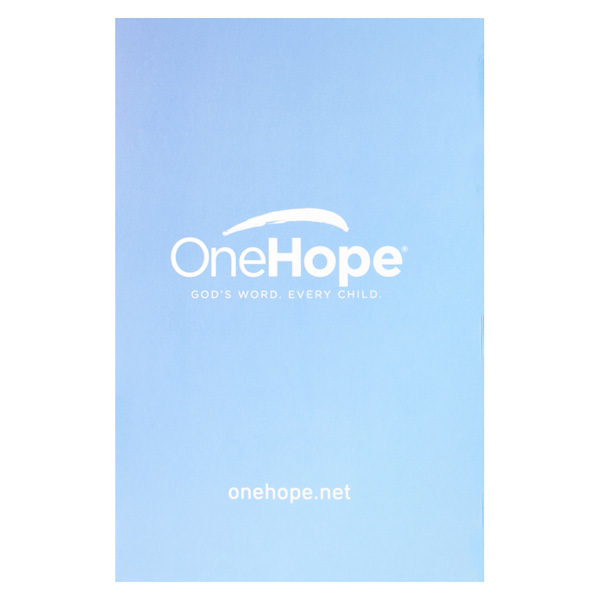 OneHope (Back View)