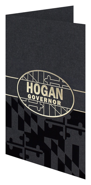Larry Hogan for Governor (Front Open View)