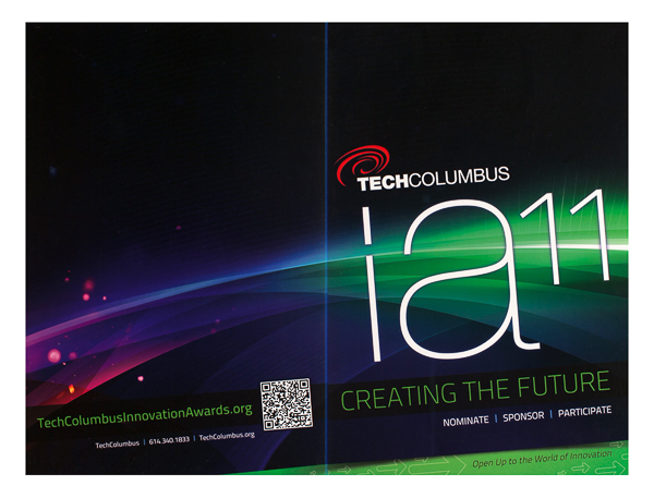 TechColumbus (Front and Back Flat View)