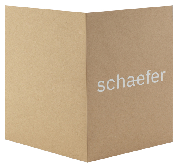 Schaefer (Back and Front Open View)