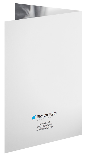 Boonya Systems (Back Open View)