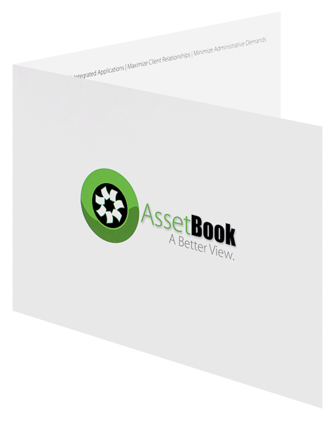 AssetBook (Front Open View)