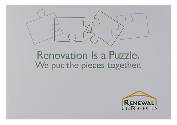 Renewal Design-Build (Front View)