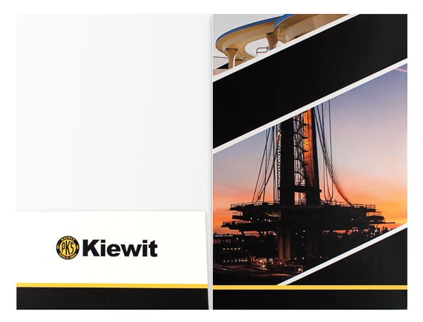 Kiewit Corporation (Inside Partially Open View)