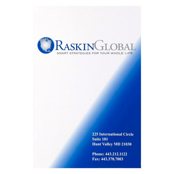 Raskin Global (Front View)