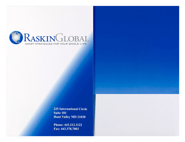 Raskin Global (Inside Partially Open View)