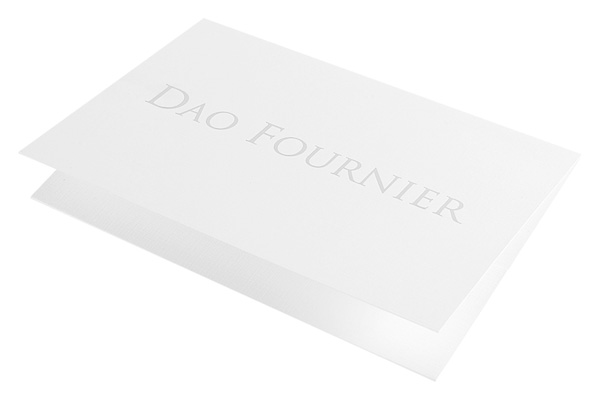 Dao Fournier (Front Angled Open View)