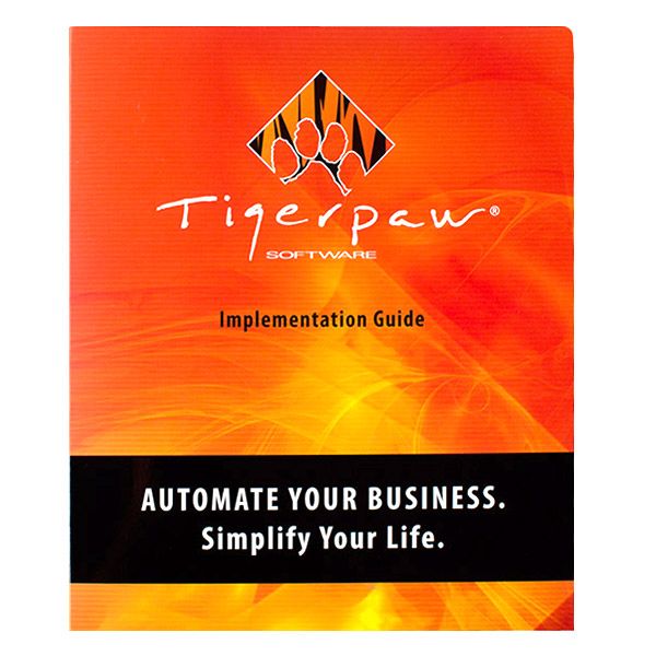 Tigerpaw Software (Front View)