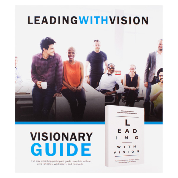 Leading with Vision (Front View)