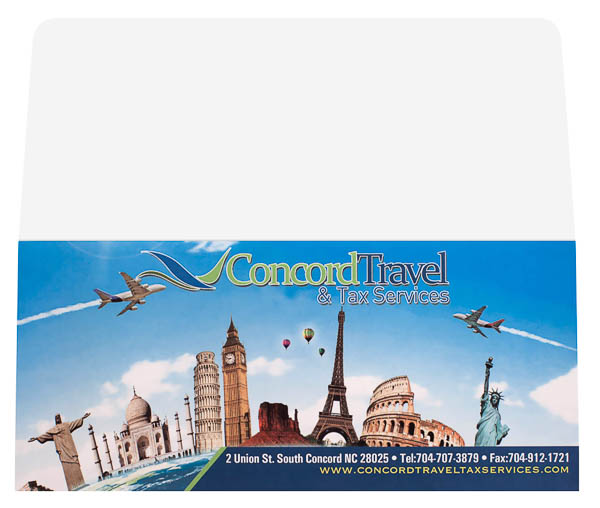 Concord Travel & Tax Services (Back Flat View)
