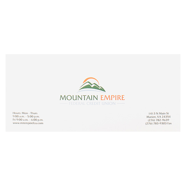 Mountain Empire Federal Credit Union (Back View)