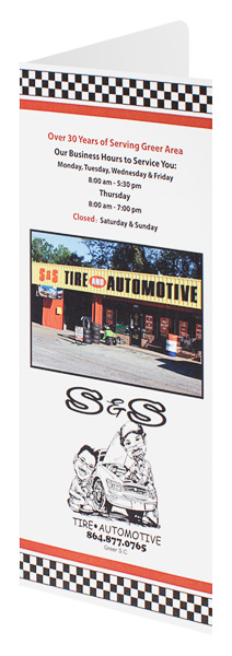 S&S Tire, Inc. (Front Open View)