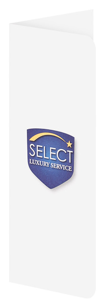 Select Luxury Service (Front Open View)