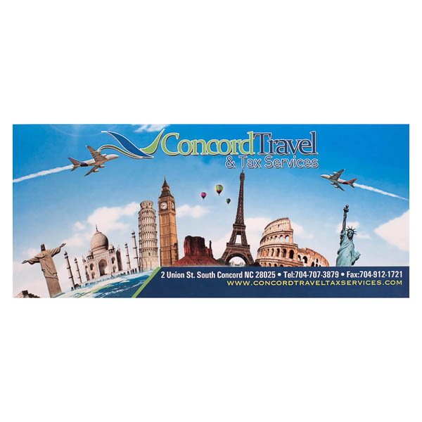 Concord Travel & Tax Services (Front View)