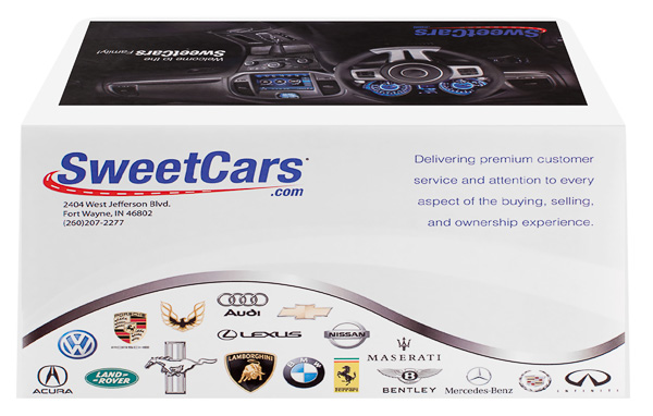 SweetCars, LLC (Custom One View)