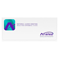 Document Folders Design for Aralez Pharmaceuticals
