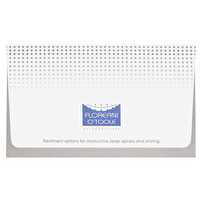 Branded Document Folders for Floreani O'Toole Orthodontists