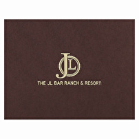 Promotional Photo Folders for The JL Bar Ranch & Resort