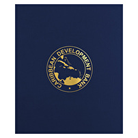 Custom Photo Folders for Caribbean Development Bank