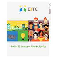 Branded Tab Folders for Project E3TC