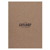 Custom One-Piece Report Covers for Gaslamp Social Provisions