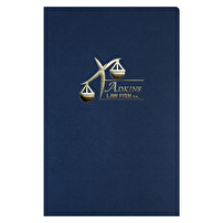 Printed Legal Size Folders for Adkins Law Firm P.A.