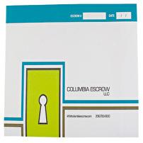 Envelopes Printed for Columbia Escrow, LLC