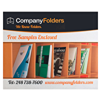 Personalized Expansion Envelopes for Company Folders
