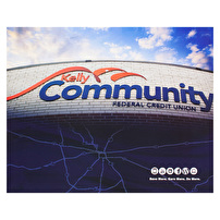 Branded Expansion Envelopes for Kelly Community Federal Credit Union