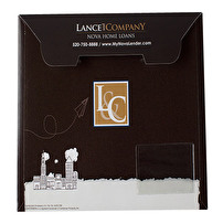 Expansion Envelopes Printed for Lance and Company