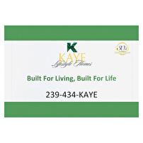 Expansion Envelopes Design for Kaye Lifestyle Homes