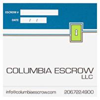 CD & DVD Envelopes Printed for Columbia Escrow, LLC