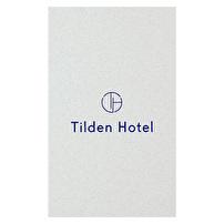 Promotional Key Card Holders for Tilden Hotel