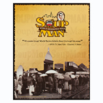 Reinforced Folders Printed for Original Soup Man