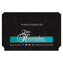 Promotional Portfolios for Las Haciendas Design & Engineering, LLC