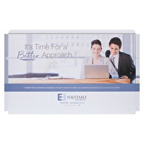 Promotional Expandable File Folders for Equitable Escrow