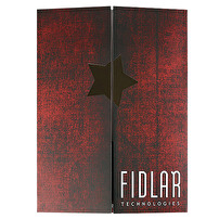 Printed 3 Pocket Folders for Fidlar Technologies