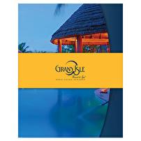 Tri-Fold Folders Printed for Grand Isle Resort & Spa