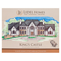 Custom Brochures for Lidel Homes