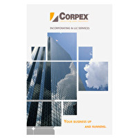 Rack Cards Design for Corpex, Inc.