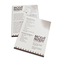 Personalized Postcards for Moda Repeat Resale Boutique