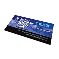 Business Cards Printed for Detroit Hyperbaric
